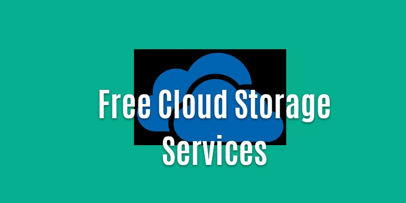 Best Free Cloud Storage Services For Backup