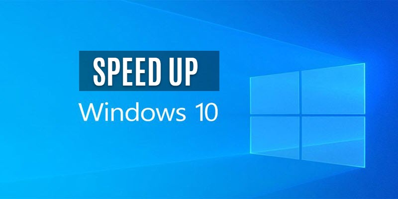 Speed Up Windows 10 Boot Time (Proven)